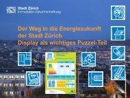 Projekt Gebäudetechnik - Energie Zentralschweiz