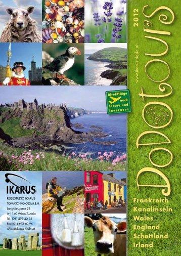 Schottland - Ikarus Reisestudio