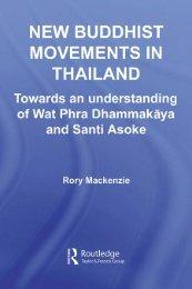 New Buddhist Movements In Thailand - Misterdanger.net misterdanger