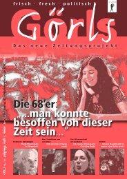 Glossar - Goerls