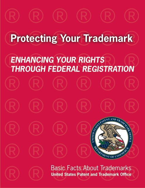 Basic Facts About Trademarks - U S  Patent and Trademark Office