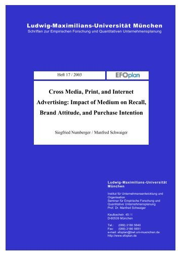 effect of electronic media over print media The aim of this thesis is to assess potential environmental impacts of electronic media distribution and consumption—from a life cycle perspective—as compared to those of print media the thesis consists of a cover essay and two papers appended at the end of the thesis the cover essay summarizes the.
