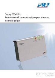 SMA Sunny Web Box