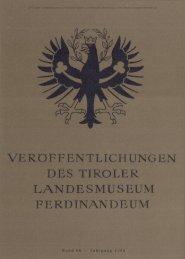 Die Notgrabung auf dem Kirchbichl von Lavant in Ost- tirol 1985. Ein ...
