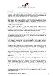 Geschichte und Meilenstein der Dargebotenen Hand (40.5 KB
