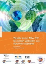 Website-Award NRW 2011 Die besten Webseiten aus Nordrhein ...