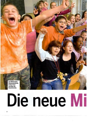 """Schulexperte Bernd Schlichet """"Bis jetzt ist es nicht gelungen ..."""