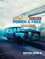 Dog Magic Power & Free - Jervis B. Webb Company