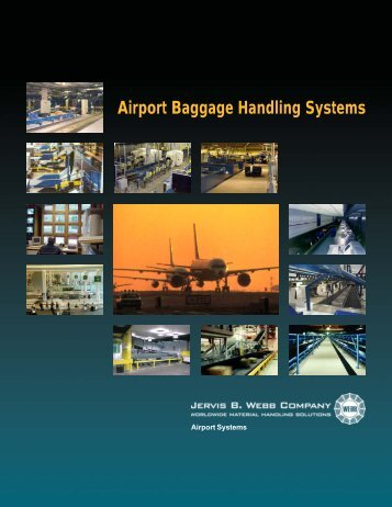 Airport Baggage Handling Systems - Jervis B. Webb Company