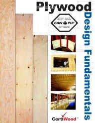 Plywood Design Fundamentals - Canadian Plywood Association