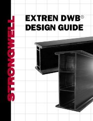 Extren DWB Design Guide 0503.indd - Strongwell