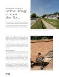 RETROSPEKTIVE EINER SCHLOSS-SANIERUNG Luberegg in ... - Seite 6