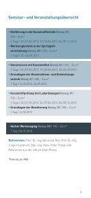 Steinbeis - IKET im Überblick - Seite 4