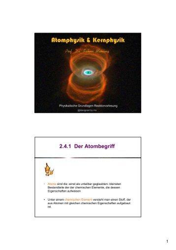 1 Atomphysik Kernphysik REAKTORVORLESUNG 27 10 08.pdf