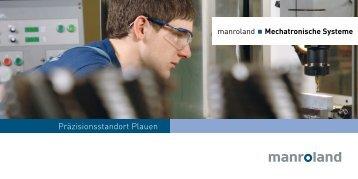 Präzisionsstandort Plauen - manroland web systems GmbH