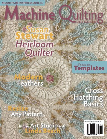 mountain inspired quilts - Machine Quilting Unlimited