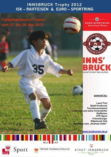 INNSBRUCK Trophy 2012 ISK - Innsbrucker Sportklub Raiffeisen