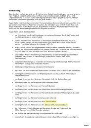 Newsletter Software und E-Mail-Marketing Software SuperMailer
