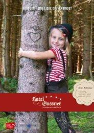 PRElSE SOMMER 2010 (21.05.10 - 12.10.10) - Hotel Gassner