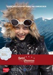 Winter Prospekt/Preiseliste [PDF] - Hotel Gassner