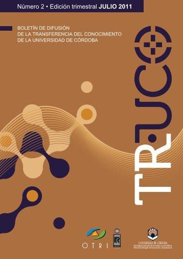 Número 2 • Edición trimestral JULIO 2011 - Citma