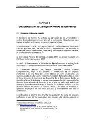 Universidad Peruana de Ciencias Aplicadas - Cybertesis ...