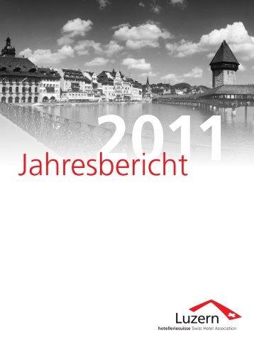 Hotellerie 2011 – Statistik - Luzern Hotels