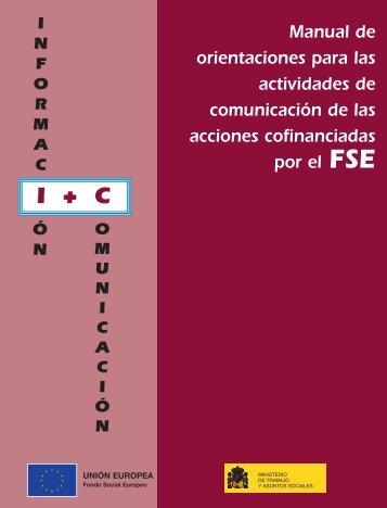 PORTADA PANTONE - Ministerio de Empleo y Seguridad Social