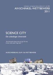 Die unbedingte Universität - und Ingenieur-Verein zu Berlin eV