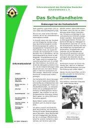 Dr. Erich Weidner KG - Verband Deutscher Schullandheime eV