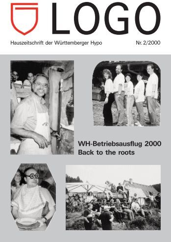 WH-Betriebsausflug 2000