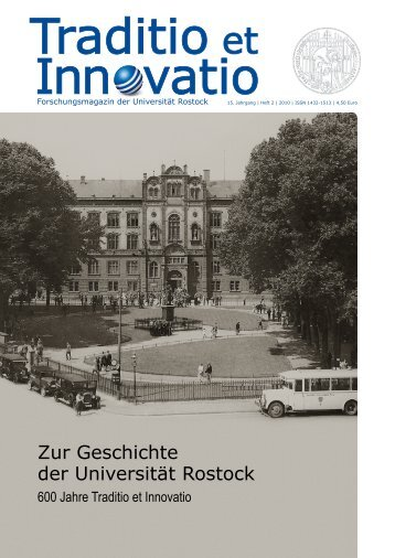 Ausgabe 2/2010 - Universität Rostock