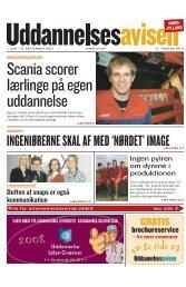 Ansøgningsfrist 5. juli 2007 - Åbenthus