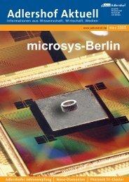 microsys-Berlin - PlasmaChem