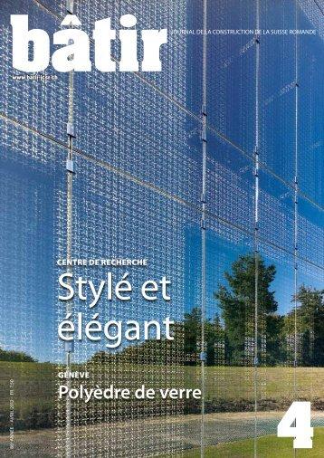 Architecture - Bâtir