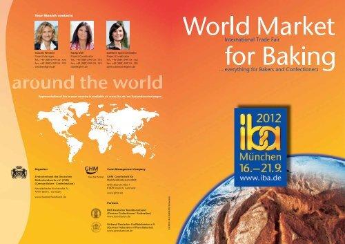 Download exhibitor brochure - iba