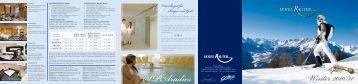 Winter 2010/11 - Hotel Rauter