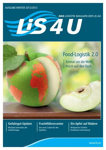 Food-Logistik 2.0 - LIS AG