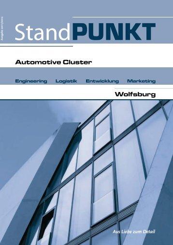 Engineering Logistik Entwicklung Marketing - Standpunkt-wolfsburg