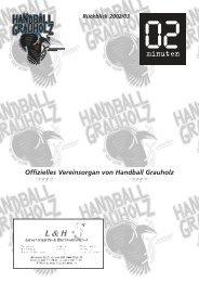 gesucht - Handball Grauholz