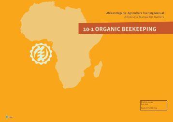 10-1 organic beekeeping - Organic Africa