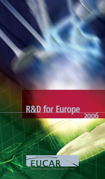 2006 R&D for Europe - ACEA