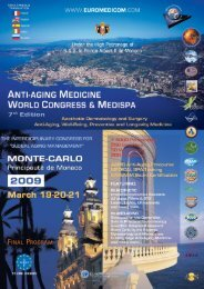 anti-aging medicine world congress