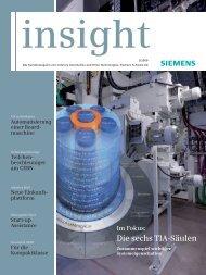 darwin21 Erfolgreicher «Transformer» Balbo - Siemens Automation ...