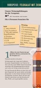 ensenf hauptgang - Weingut Herrenhof - Seite 2