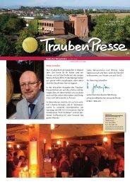 Traubenpresse Ausgabe 26 / November 2012 - Badischer ...