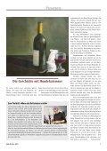 Nr. 1/2011 - Schweizerische Vereinigung der Weinfreunde - Seite 5
