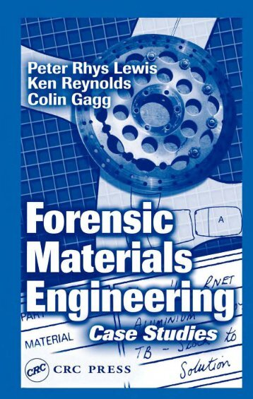 "A ""Toolbox"" for Forensic Engineers"