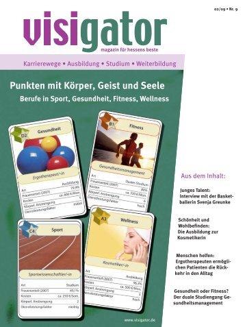 visigator - magazin für hessens beste, der ... - Speed me up!