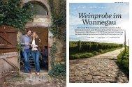 Weinprobe im - Weingut Dreissigacker